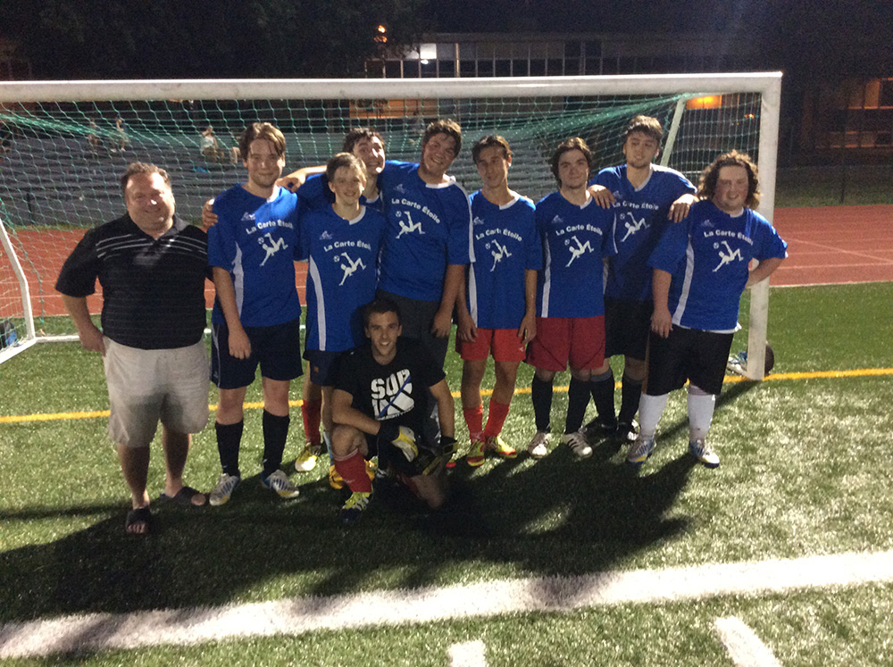 Ligue de soccer adulte de Stouffville